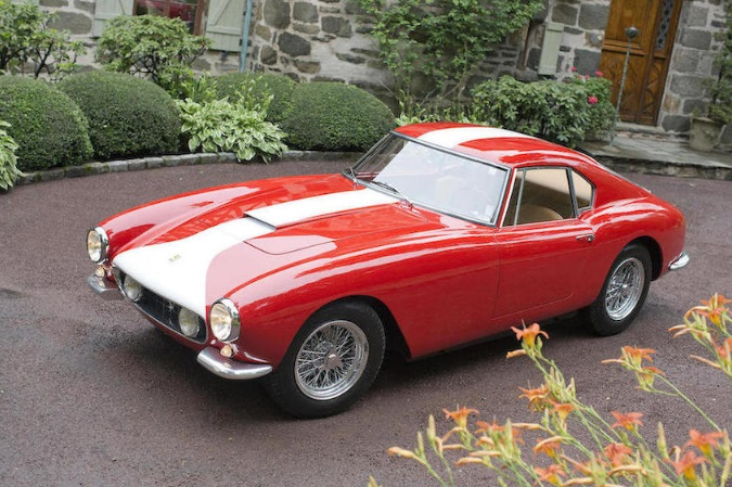 AM Ruf : Kit Ferrari 250 Interim Tour de France 1959 --> SOLD